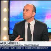 Direct Energie affiche des bénéfices en forte croissance en 2013, Xavier Caïtucoli, dans GMB –