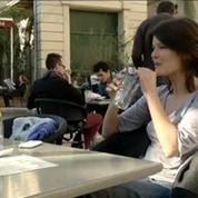 Les vacanciers profitent du soleil à Montpellier