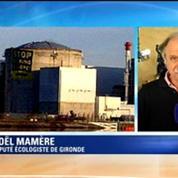Greenpeace à Fessenheim: pour Noël Mamère il n'y a pas de sécurité totale dans le nucléaire