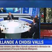 BFM Story Édition spéciale sur le futur remaniement: A quoi pourrait ressembler le gouvernement Valls ? 5/5