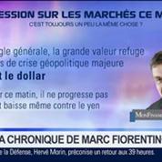 Marc Fiorentino : Le dollar n'est pas à la mode depuis des mois –