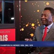 Football / La Coupe du monde est à Paris