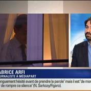 Le Soir BFM: Tribune de Nicolas Sarkozy: quel est le sens de son message ? 2/3