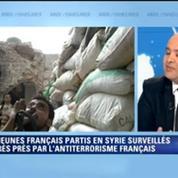 Les jihadistes français en Syrie ne sont pas opérationnels affirme Chemps Akrouf