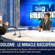 BFM Story: Baclofène: une nouvelle pilule utilisée dans le traitement de l'alcoolisme