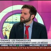 La tendance du moment: Les tendances des programmes de divertissement dans les médias, dans Paris est à vous –