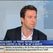Olivier Faure et Guillaume Peltier: le face à face de Ruth Elkrief