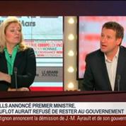 Yannick Jadot, député européen écologiste, dans Le Grand Journal 1/4
