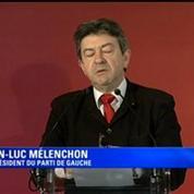 Pour Mélenchon Valls est le plus grand commun diviseur de la gauche