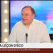 Jean-Marc Daniel: Le salon automobile de Genève –