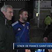 Football / Amical : Domenech aperçu au Stade de France