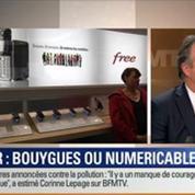 Le Soir BFM: Bouygues contre Numericable: qui mettra la main sur SFR ? 2/5