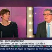 La tendance du moment: Les défaillances d'entreprise, dans Paris est à vous –
