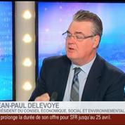 """Fracture sociale: """"Nous sommes rentrés dans une inquiétude collective"""", Jean-Paul Delevoye, dans GMB –"""