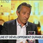 Luxe et développement durable: slow tourisme et slow food, dans Goûts de luxe Paris – 7/8