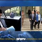 En voiture, Montebourg raconte le premier conseil des ministres avec Valls