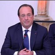 Visite du président Hollande au Forum européen de la culture: Je veux saluer l'initiative d'Aurélie Filippetti
