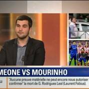Le Soir BFM: Édition spéciale sur la demi-finale aller de Ligue des Champions entre l'Atlético Madrid et Chelsea 2/5