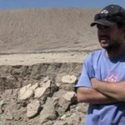 Frédéric de Lanouvelle: on a fait la moitié du Raid Atacama!
