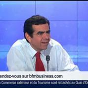 Relance de la croissance: C'est le moment de prendre de vraies réformes, Christian Saint-Étienne, dans GMB –