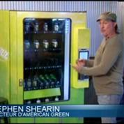 Etats-Unis: le tout premier distributeur automatique de cannabis