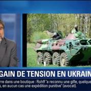 BFM Story: Regain de tension dans l'est de l'Ukraine