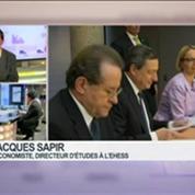 La minute hebdo de Jacques Sapir: Quoi que fasse Draghi, il y aura des problèmes