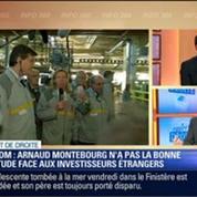 Direct de Droite: Dossier Alstom: Arnaud Montebourg n'a pas la bonne attitude face aux investisseurs étrangers