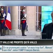 Le parti pris d'Hervé Gattegno : Sondage: l'effet Valls ne profite qu'à Valls