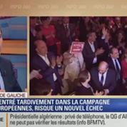Direct de Gauche: Européennes 2014: Le PS risque un nouvel échec