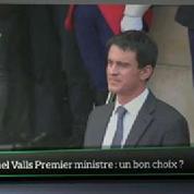 Top Média : Manuel Valls, un Premier ministre qui ne fait déjà pas l'unanimité