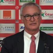 Football / Ligue 1 Ranieri : Ranieri, il continue