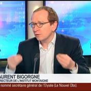 Discours de Manuel Valls: On oublie un peu les vrais problèmes, Laurent Bigorgne, dans GMB –