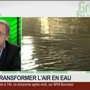Comment transformer l'air ambiant en eau ?: Gerry Boyer, dans Green Business – 2/4