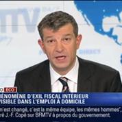 L'Édito éco de Nicolas Doze : l'emploi à domicie a enregistré une chute historique en 2013