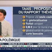 Guillaume Paul: Rapport Taxis VS VTC: les 30 propositions vont-elles régler le conflit?