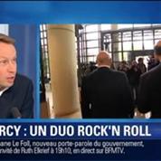 BFM Story: Bercy: assiste-t-on à un duo rock'n'roll ?
