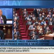 BFMTV Replay: L'annonce du résultat du vote de confiance à l'Assemblée
