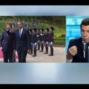 La réduction des déficits, ce n'est pas une politique, explique le banquier Matthieu Pigasse