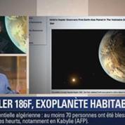 Le Soir BFM: Que sait-on réellement sur l'exoplanète Kepler-186f, déclarée habitable par la NASA ? 7/7