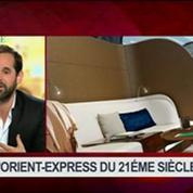 L'Orient-Express du 21ème siècle, une nouvelle histoire, dans Goûts de luxe Paris – 5/8