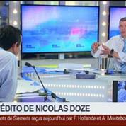 Nicolas Doze: Création d'un Airbus de l'énergie: Il faut arrêter de rêver –