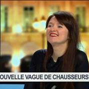 Trouver chaussure à son pied: une nouvelle vague de créateurs, dans Goûts de luxe Paris – 3/8