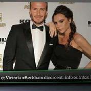 Top Média - David et Victoria Beckham divorcent : poisson d'avril !