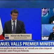 Le Soir BFM: Edition Spéciale: Manuel Valls, Premier ministre 2/3
