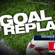 Sochaux-PSG : le Goal Replay avec le son RMC Sport