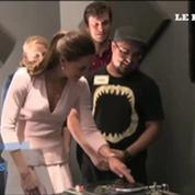 Kate et William jouent aux apprentis DJ en Australie