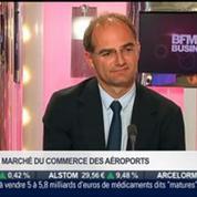 La tendance du moment: le marché du commerce des aéroports, dans Paris est à vous