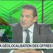 La géolocalisation des offres d'emploi: Thierry Andrieux, dans Green Business – 4/4