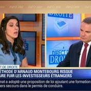 Direct de Droite: Dossier Alstom: Arnaud Montebourg fait fuir les investisseurs étrangers